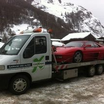 galerie-photos-depanneuse-ferrari-garage-et-evenements-les-hauderes-valais